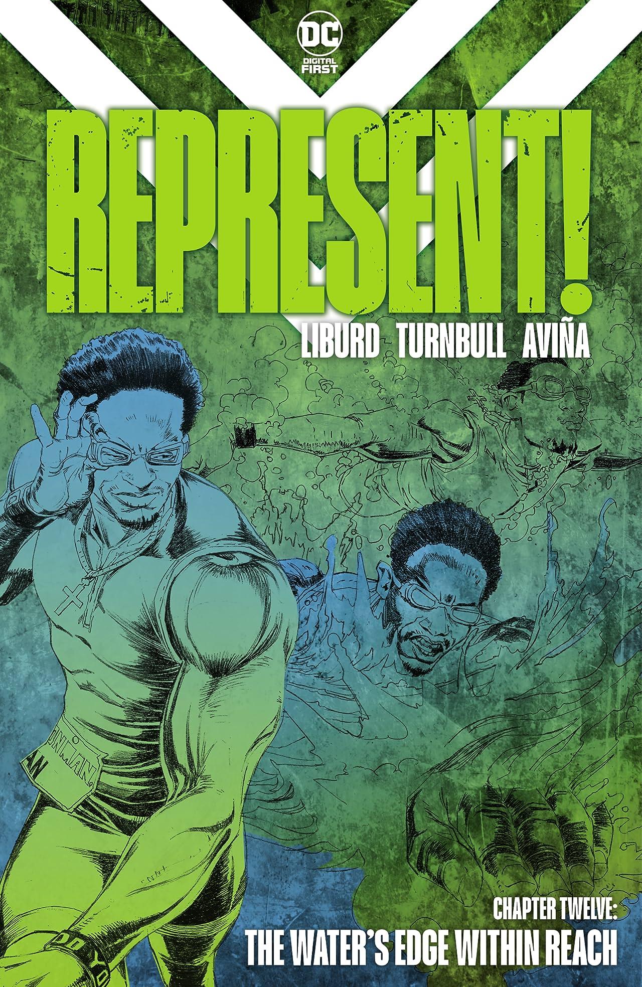 Represent! (2020-) #12