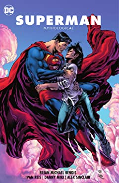 Superman (2018-) Vol. 4: Mythological