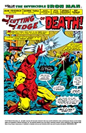 Iron Man (1968-1996) #65