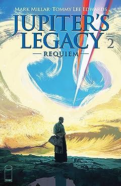Jupiter's Legacy: Requiem #2 (of 5)