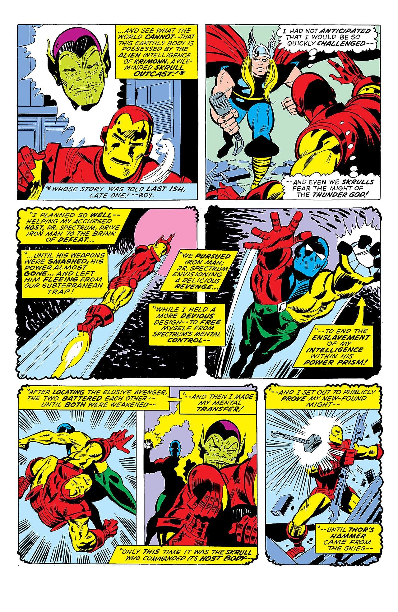 Iron Man (1968-1996) #66