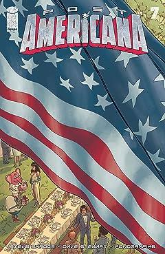 Post Americana #7 (of 7)