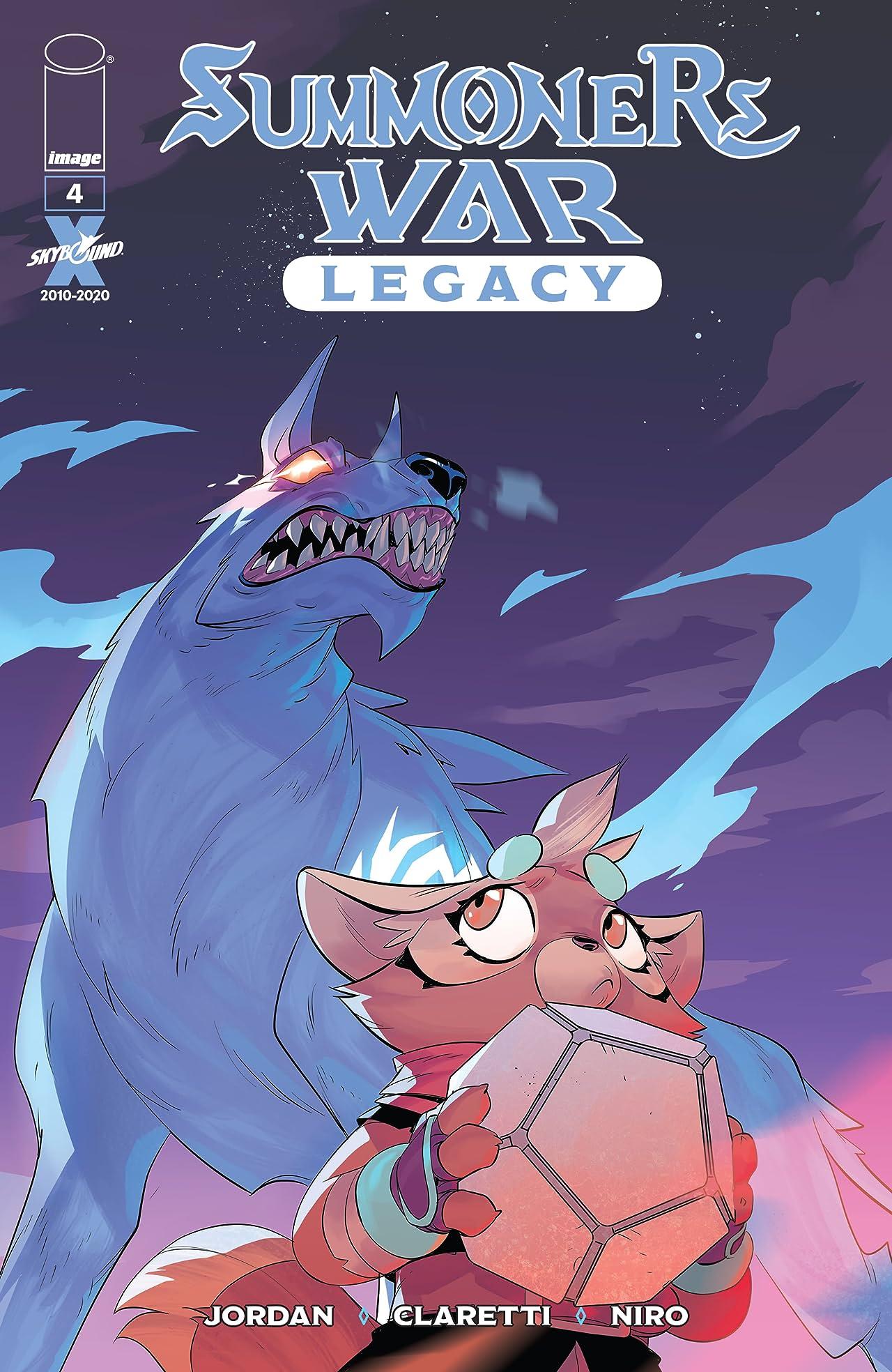 Summoner's War: Legacy #4