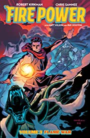 Fire Power By Kirkman & Samnee Vol. 3