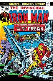 Iron Man (1968-1996) #67