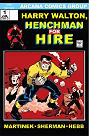 Harry Walton Henchman for Hire: Preview