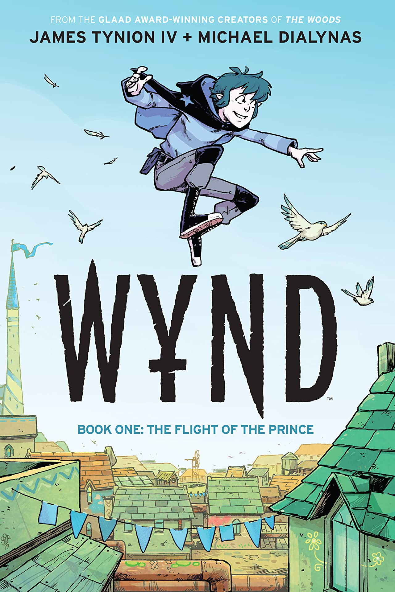 Wynd Book One: The Flight of the Prince