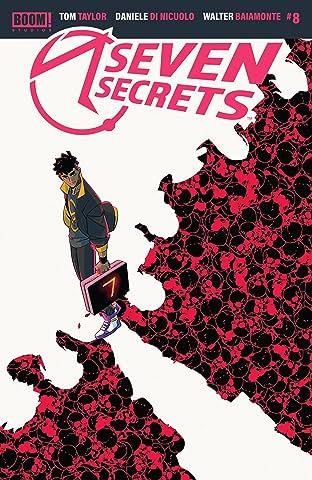 Seven Secrets No.8