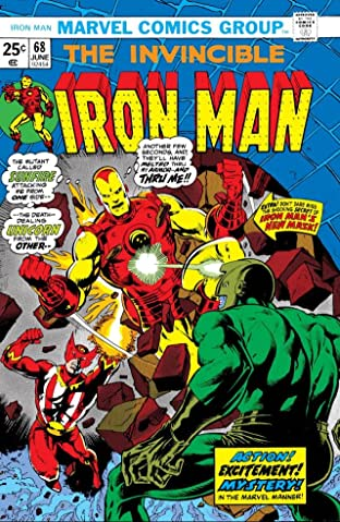 Iron Man (1968-1996) #68