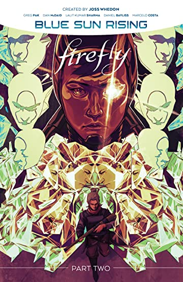 Firefly: Blue Sun Rising - Part Two