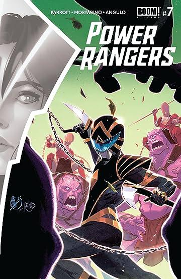 Power Rangers #7