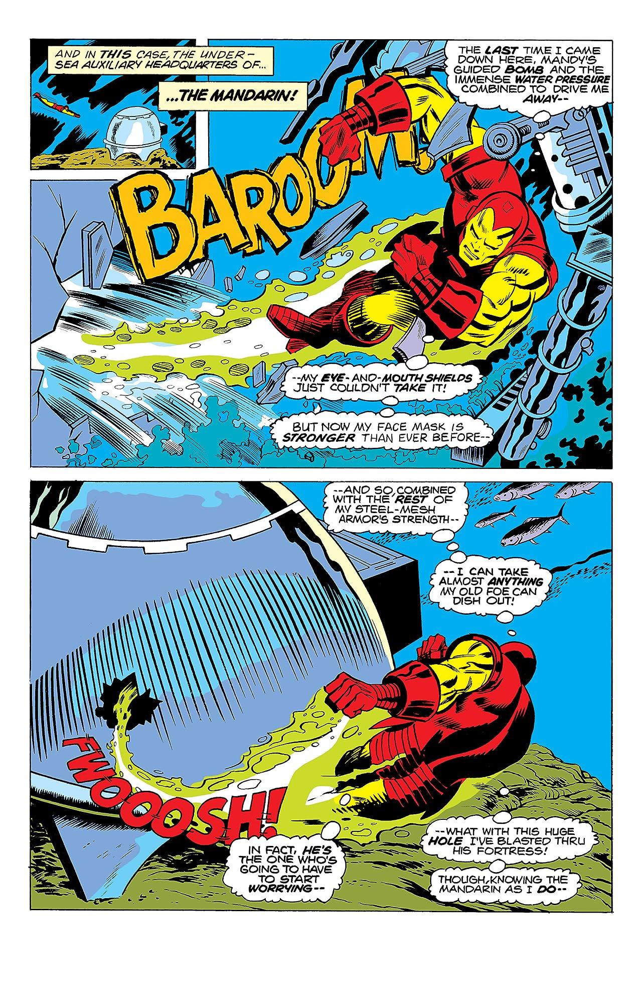 Iron Man (1968-1996) #69