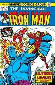 Iron Man (1968-1996) #70