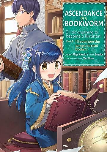 Ascendance of a Bookworm Vol. 8