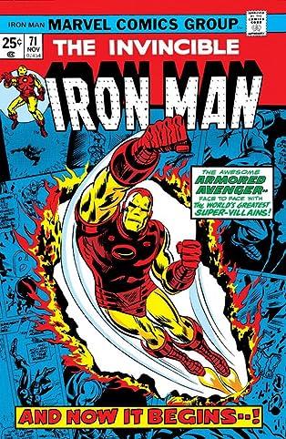 Iron Man (1968-1996) #71