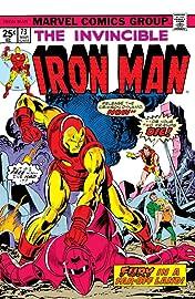 Iron Man (1968-1996) #73
