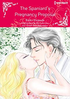 The Spaniard's Pregnancy Proposal