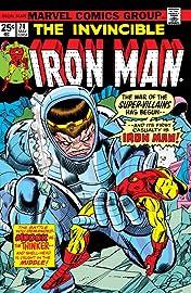 Iron Man (1968-1996) #74