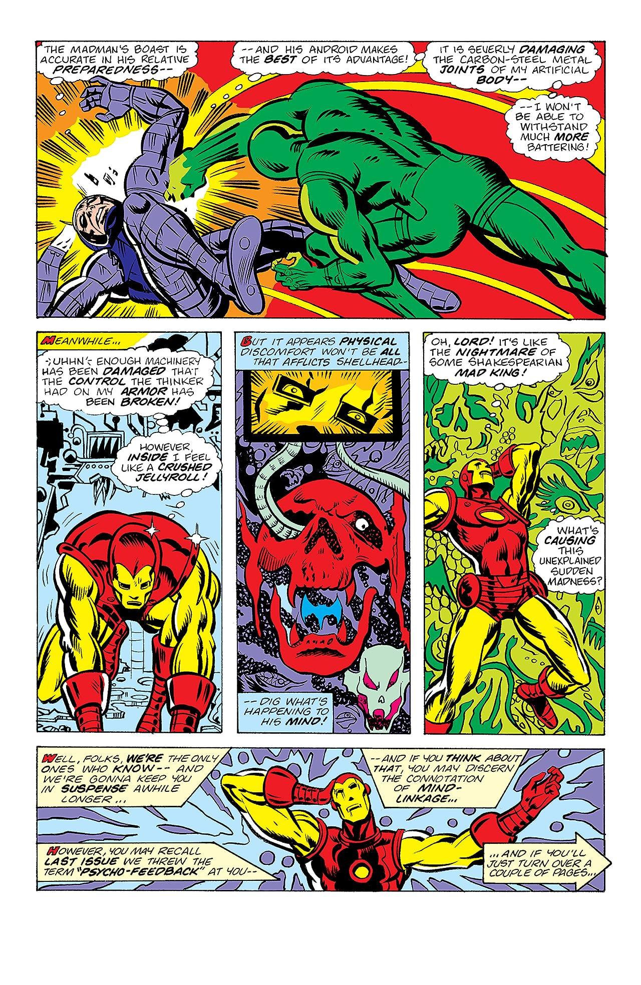 Iron Man (1968-1996) #75
