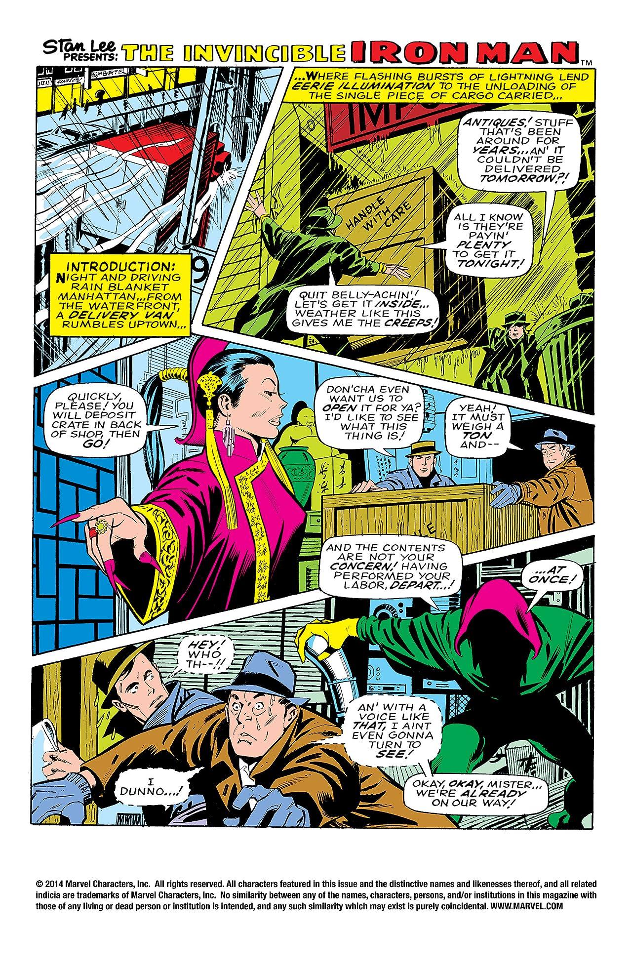 Iron Man (1968-1996) #76