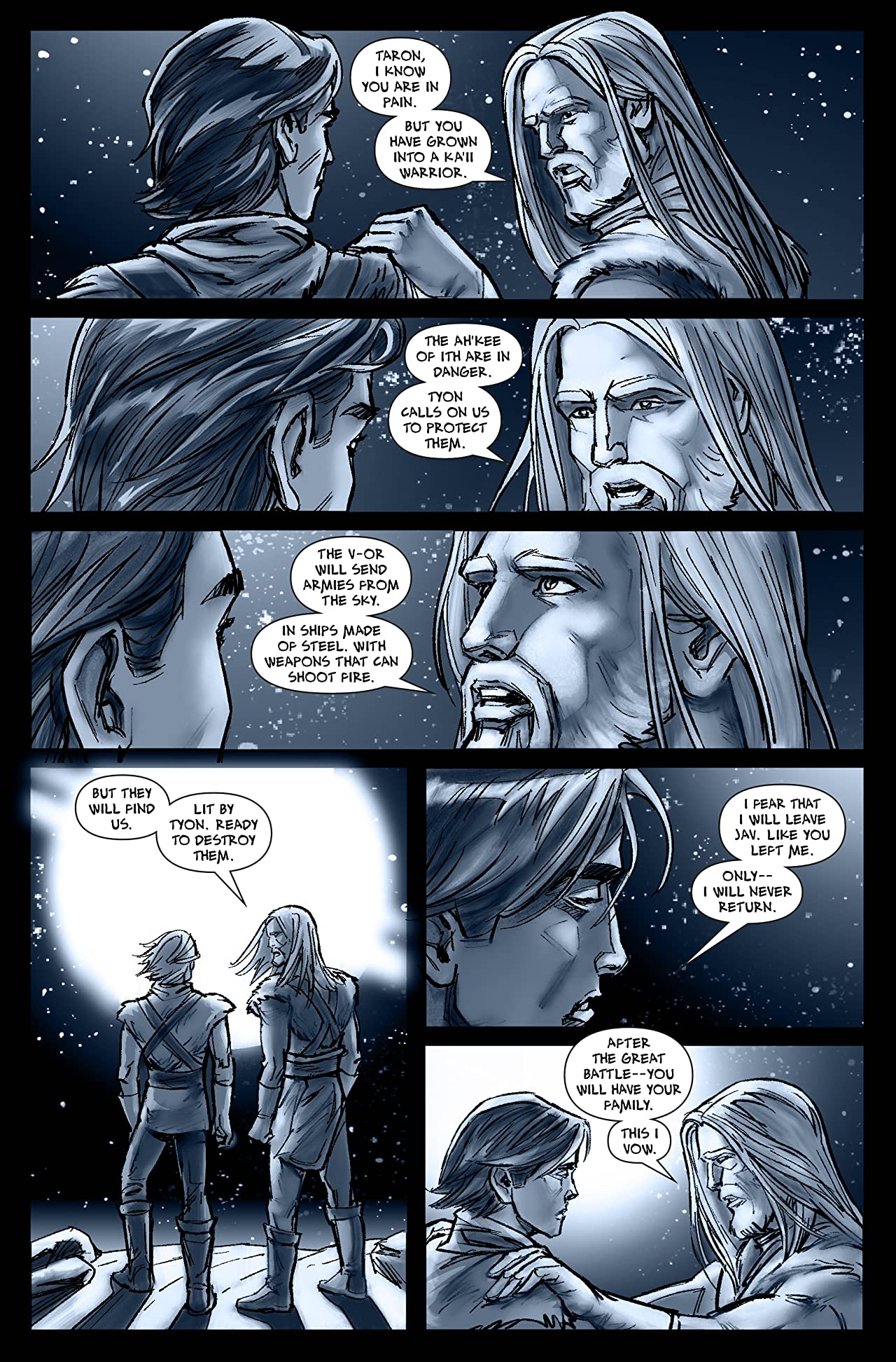 No'madd: The Cave of Broken Tombs #2
