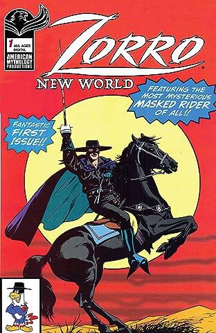 Zorro New World #1