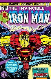Iron Man (1968-1996) #80