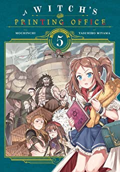 A Witch's Printing Office Vol. 5