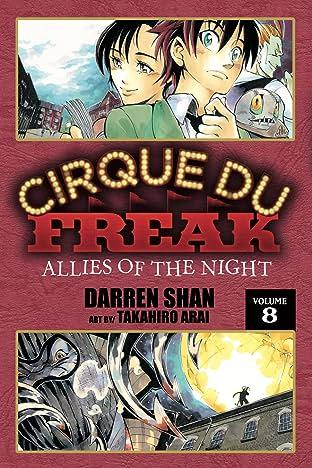 Cirque Du Freak: The Manga Vol. 8: Allies of the Night