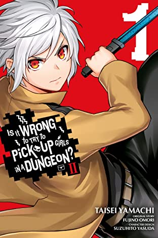 Is It Wrong to Try to Pick Up Girls in a Dungeon? II Vol. 1
