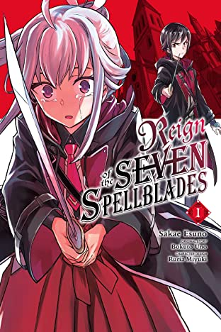 Reign of the Seven Spellblades Vol. 1