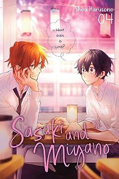 Sasaki and Miyano Vol. 4
