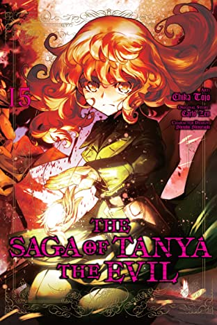 The Saga of Tanya the Evil Vol. 15