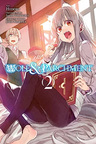 Wolf & Parchment Vol. 2: New Theory Spice & Wolf