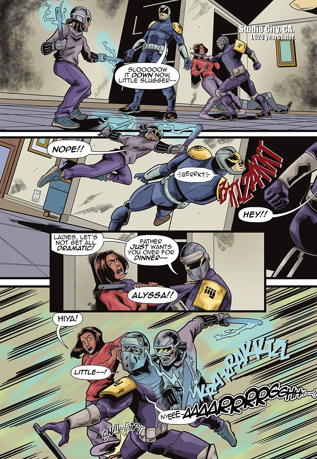 Identity Stunt Vol. 2 #2