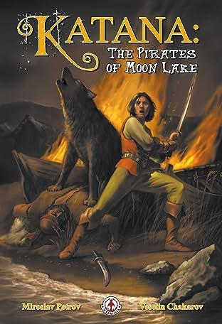 Katana Vol. 1: The Pirates of Moon Lake