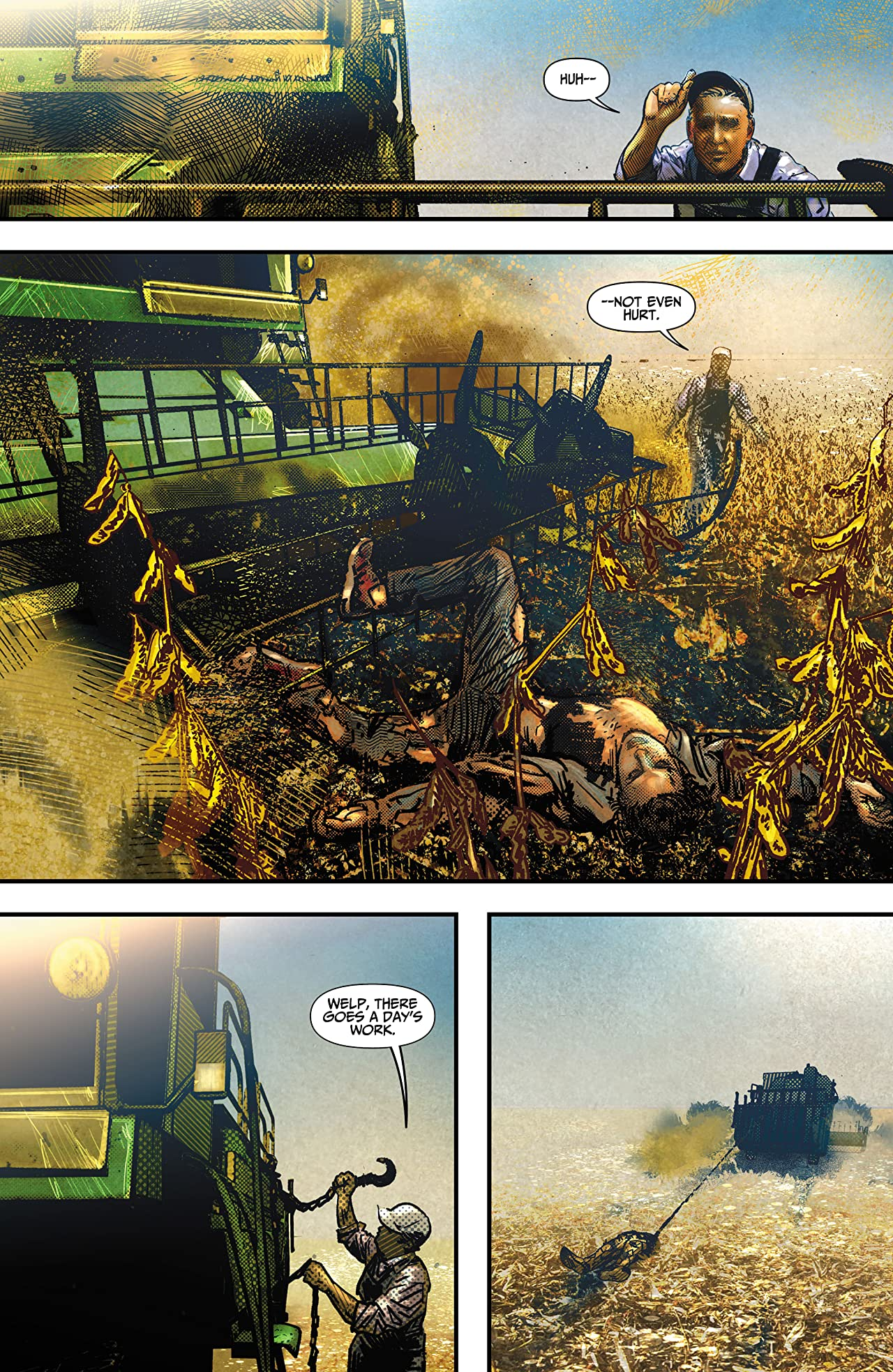 The Resistance: Uprising #2