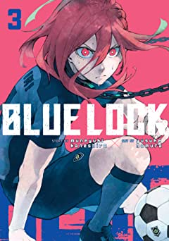 Blue Lock Vol. 3