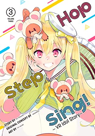 Hop Step Sing! Tome 3