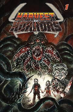 Harvest of Horror Vol. 1