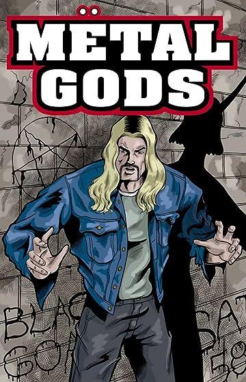 Metal Gods #1