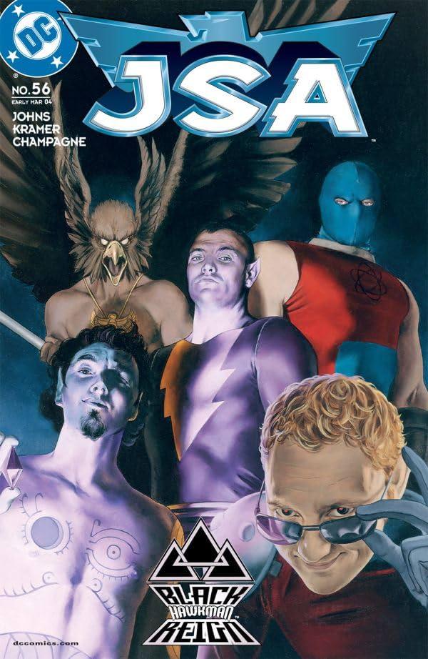 JSA (1999-2006) #56