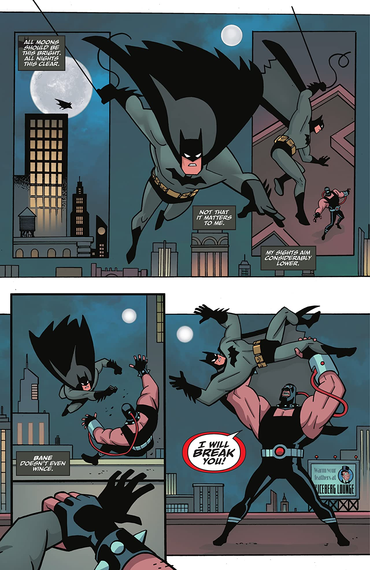 Batman: The Adventures Continue (2020-): Season One