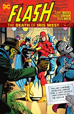 The Flash (2016-): The Death of Iris West