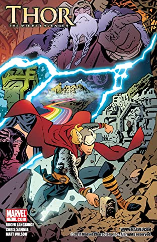 Thor: The Mighty Avenger #1