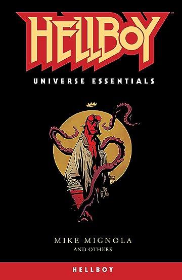 Hellboy Universe Essentials: Hellboy