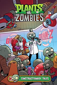 Plants vs. Zombies Tome 18: Constructionary Tales