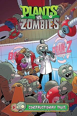 Plants vs. Zombies Vol. 18: Constructionary Tales