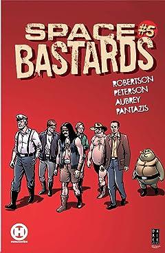 Space Bastards Vol. 5