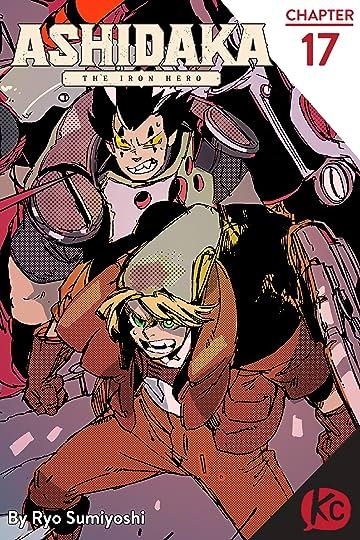 ASHIDAKA -The Iron Hero- #17